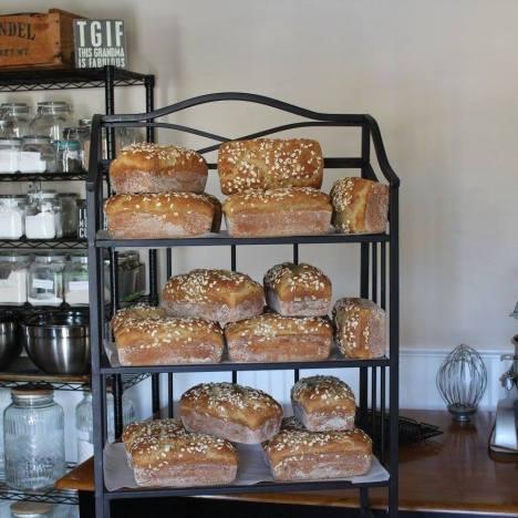 Maple Oat Breads