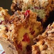 cranberry coffee cake 1
