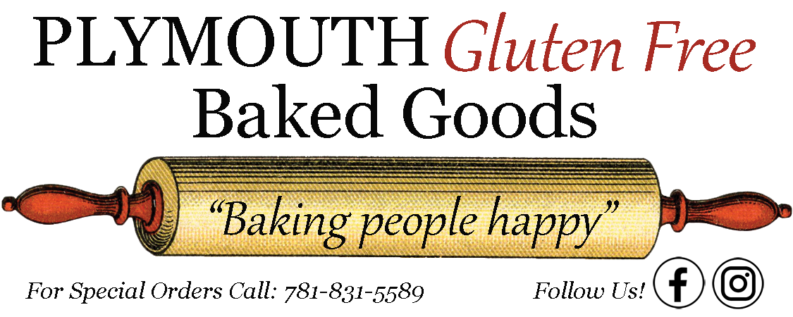 Plymouth Gluten Free Baked Goods