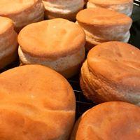 Gluten/Dairy Free Hand Cut English Muffins