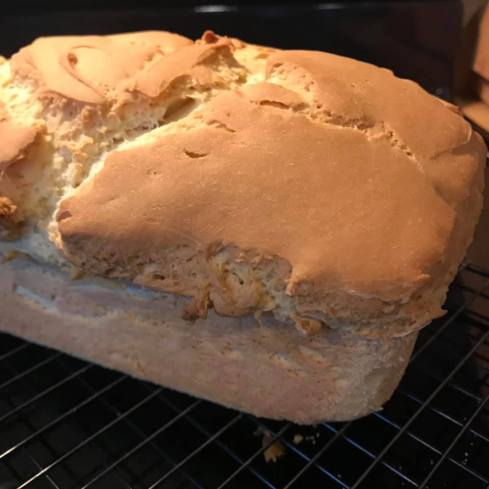 Country White Bread...Dairy Free